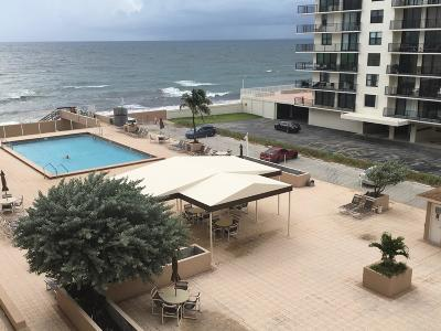 Palm Beach Condo For Sale: 3450 S Ocean Boulevard #4150