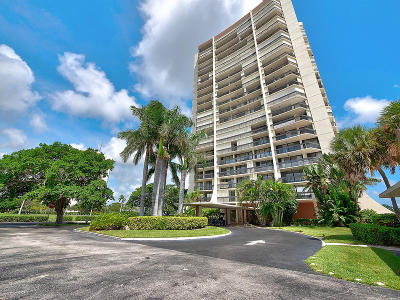 West Palm Beach Condo For Sale: 2000 Presidential Way #1806