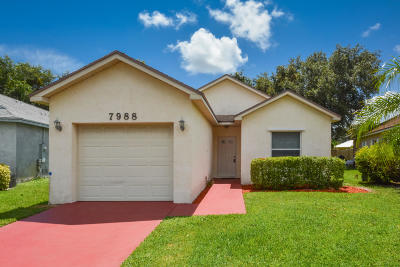 Hobe Sound Single Family Home For Sale: 7988 SE Sugar Pines Way