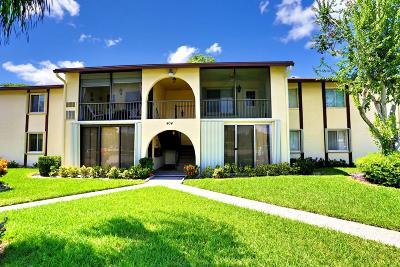 Greenacres Condo For Sale: 3561 Long Pine Court #D-2