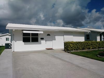 Leisureville Single Family Home Contingent: 1205 SW 22nd Avenue