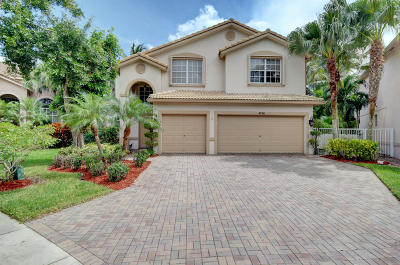 Delray Beach Single Family Home For Sale: 4756 S Classical Boulevard