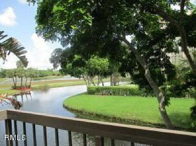 Boca Raton Townhouse For Sale: 1404 Bridgewood Drive