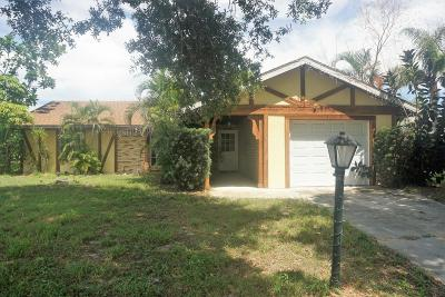 Jensen Beach Single Family Home Contingent: 2235 NE 19th Court