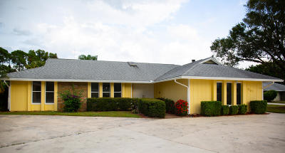 Port Saint Lucie Single Family Home For Sale: 1961 SE Gena Road