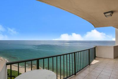 Singer Island Condo For Sale: 4200 Ocean Drive #1-1706