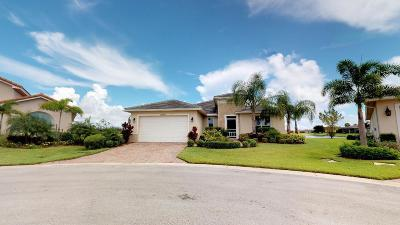Port Saint Lucie Single Family Home For Sale: 12029 SW Bayberry Avenue