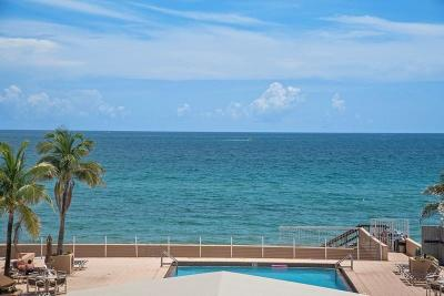 Palm Beach Condo For Sale: 3450 S Ocean Boulevard #3170