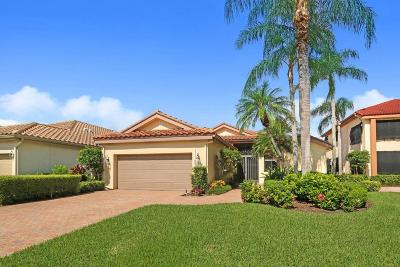 Palm Beach Gardens Single Family Home For Sale: 13765 Le Havre Drive