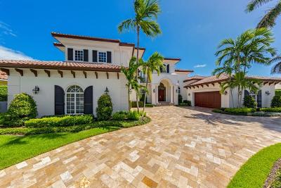 Mizner Court, Mizner Court Cond I, Royal Palm Yacht & Cc, Royal Palm Yacht & Country Club, Royal Palm Yacht And Country Club, Royal Palm Yacht And Country Club Sub In Pb 26 Pgs, Royal Palm Yacht And Country Club Subdivision Single Family Home For Sale: 1430 Sabal Palm Drive