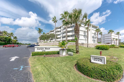 Palm Beach Condo For Sale: 2773 S Ocean Boulevard #108