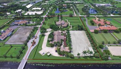 Palm Beach Point Single Family Home For Sale: 4600 Garden Point Trail