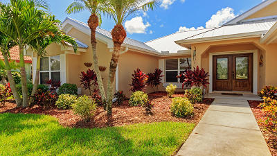 Port Saint Lucie Single Family Home Contingent: 1106 SE Mitchell Avenue