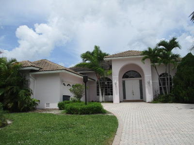 Boca Raton Single Family Home For Sale: 17809 Southwick Way
