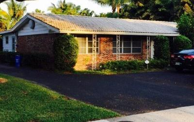 North Palm Beach Single Family Home For Sale: 908 Prosperity Farms Road