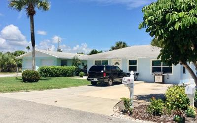 Jupiter Single Family Home For Sale: 3475 Harbor Road