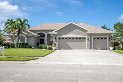 Vero Beach Single Family Home For Sale: 3786 9th Lane