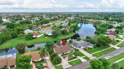 Delray Beach Single Family Home For Sale: 6175 Winding Brook Way