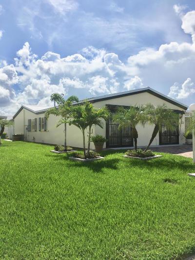 Okeechobee Single Family Home Contingent: 4310 SW 13th Avenue
