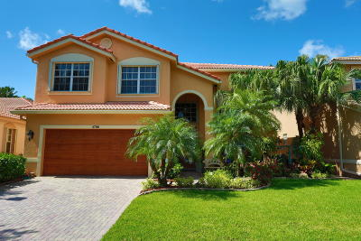 Delray Beach Single Family Home For Sale: 4796 Modern Drive