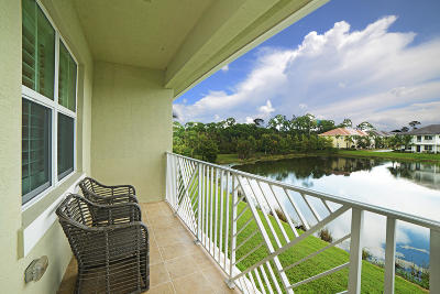 Palm Beach Gardens Townhouse For Sale: 3136 Yorkshire Lane