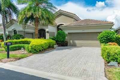 West Palm Beach Single Family Home For Sale: 7491 Blue Heron Way