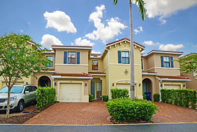Pompano Beach Townhouse For Sale: 1079 NW 33 Court