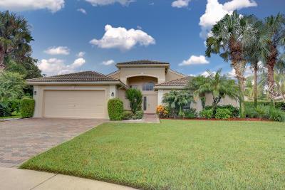 Boynton Beach Single Family Home For Sale: 11358 Kona Court