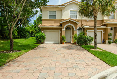 Delray Beach Townhouse For Sale: 51 Legacy Court