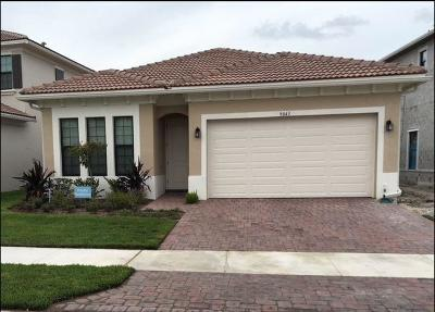 Coral Springs Single Family Home For Sale: 9043 NW 39th Street