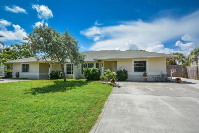 North Palm Beach Multi Family Home For Sale: 1816 Service Road