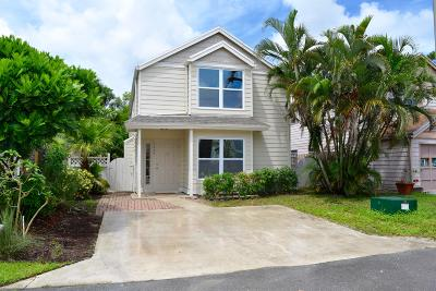 West Palm Beach Single Family Home For Sale: 5887 Cassandra Court