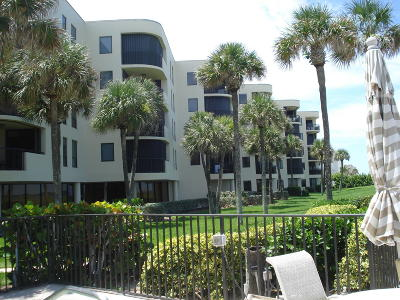 Vero Beach Condo For Sale: 4600 Highway A1a #105