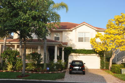 Palm Beach Gardens Single Family Home For Sale: 8148 Bautista Way