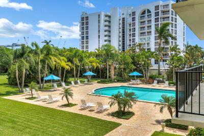 West Palm Beach Condo For Sale: 3800 Washington Road #202
