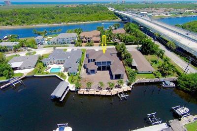 Palm Beach Gardens FL Single Family Home Contingent: $3,400,000
