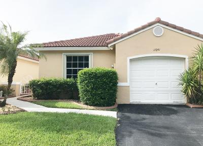 Pembroke Pines Single Family Home Contingent: 17241 NW 6th Street