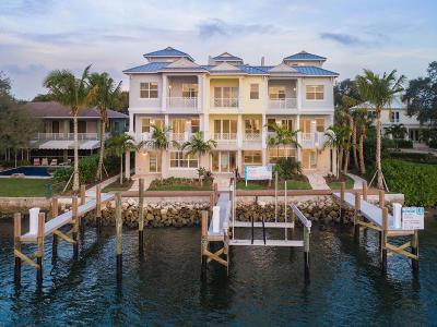 North Palm Beach Condo For Sale: 1045 Harbor Villas Drive #1