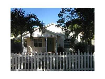 West Palm Beach Single Family Home For Sale: 415 32nd Street