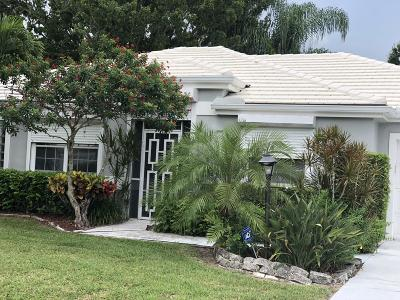 Tequesta Single Family Home Contingent: 9141 SE Deerberry Place