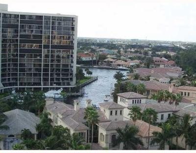 Highland Beach Condo For Sale: 4600 S Ocean Boulevard #603