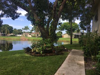 Coconut Creek Condo Contingent: 3763 Cocoplum Circle #3570