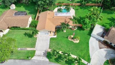 Royal Palm Beach Single Family Home For Sale: 105 Gibraltar Street