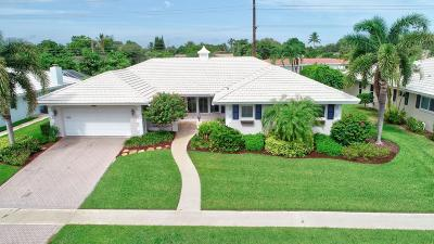 Boca Raton Single Family Home For Sale: 1111 SW Walnut Terrace
