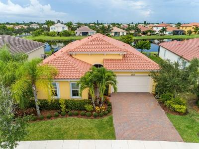 Royal Palm Beach Single Family Home For Sale: 2434 Bellarosa Circle