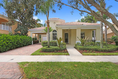 Jupiter Single Family Home For Sale: 226 San Remo Drive