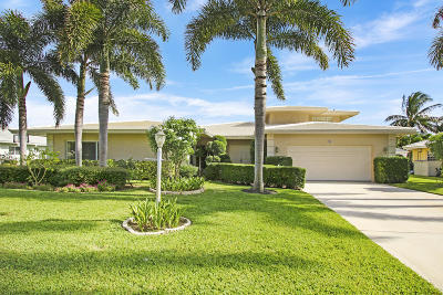 Delray Beach Single Family Home For Sale: 8 NW 24th Court