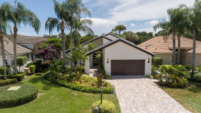 Palm Beach Gardens Single Family Home For Sale: 13220 Verdun Drive
