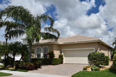 Palm Beach Gardens Single Family Home For Sale: 174 Via Condado Way