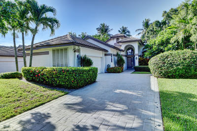 Boca Raton Single Family Home For Sale: 5386 NW 20th Avenue